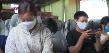 Vận tải hành khách chủ động phòng, chống dịch COVID-19