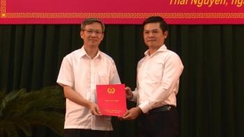 Công bố Quyết định bổ nhiệm Cục trưởng Cục Thuế Thái Nguyên
