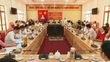 Bế mạc Đại hội Đại biểu Đảng bộ huyện Đại Từ lần thứ XXIV, nhiệm kỳ 2020-2025