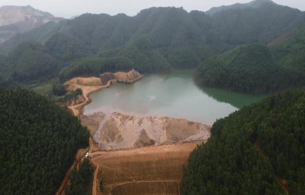 Chủ động giảm thiểu thiệt hại trong khai thác, chế biến khoáng sản mùa mưa bão - đã psts 2.8