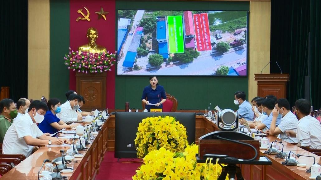 Đồng chí Bí thư Tỉnh ủy tiếp công dân định kỳ tháng 8/2021