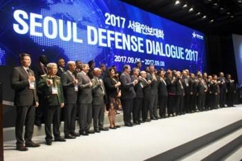 khai mac doi thoai quoc phong seoul 2017 lan thu 6