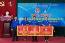 tong ket cong tac doan hoi va phong trao thanh nien sinh vien nam hoc 2016 2017