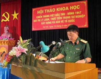 hoi thao khoa hoc ve chien thang viet bac thu dong 1947