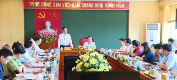 doan cong tac cua bo cong thuong tham va lam viec tai thai nguyen