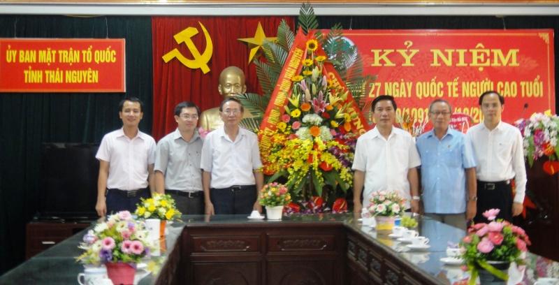 Thái Nguyên: Kỷ niệm Ngày Quốc tế Người cao tuổi