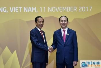 tong thong indonesia joko widodo lan dau tien tham chinh thuc viet nam