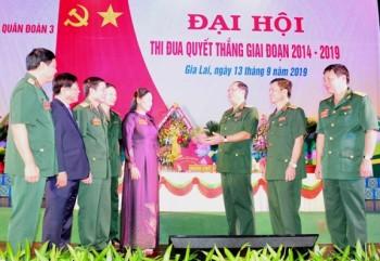 Quân đoàn 3 tổ chức Đại hội Thi đua Quyết thắng