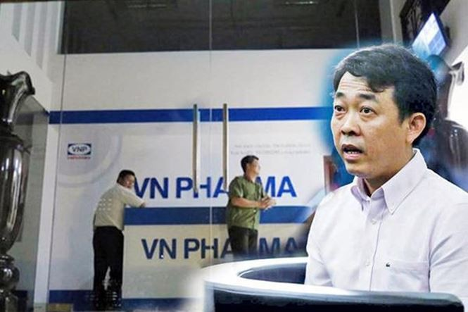 chuyen ket luan thanh tra vu vn pharma sang uy ban kiem tra trung uong
