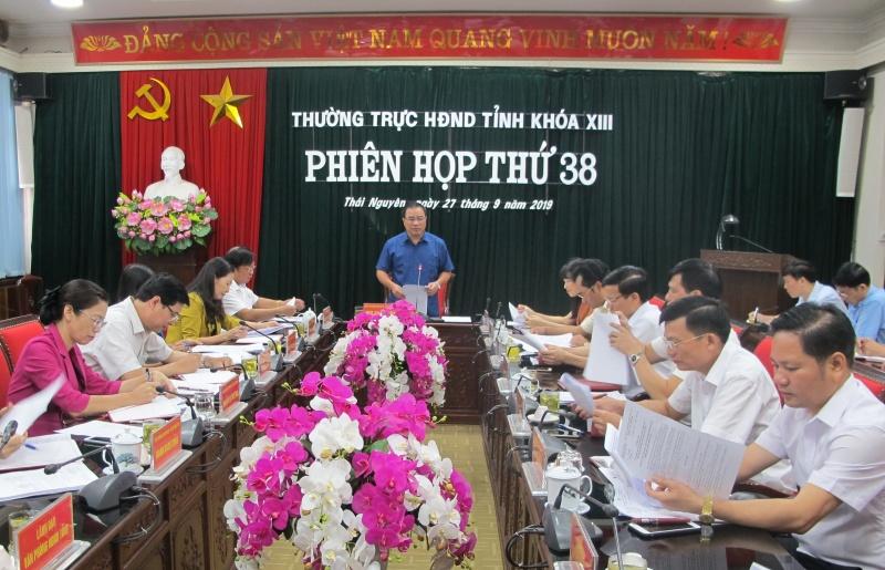 phien hop thu 38 cua thuong truc hdnd tinh thai nguyen