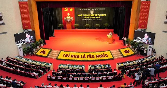 Đại hội Thi đua yêu nước tỉnh Thái Nguyên lần thứ V, giai đoạn 2020 - 2025