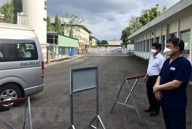 Thành phố Hồ Chí Minh: Nhiều bệnh nhân COVID-19 nặng xuất viện