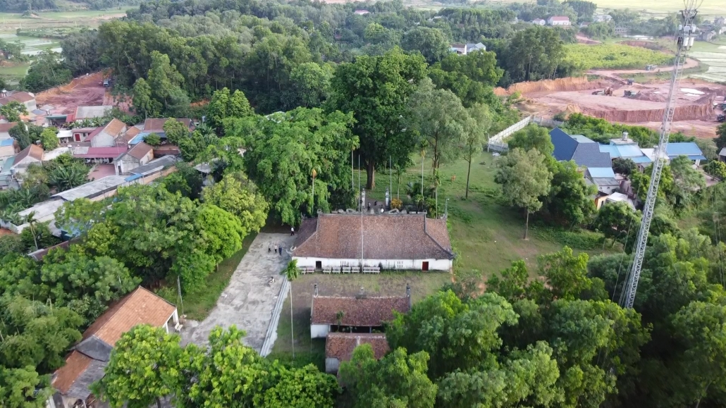 Nét đẹp văn hóa làng quê Phú Bình