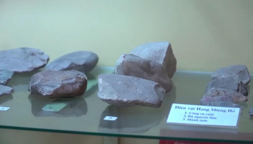 Thiếu không gian trưng bày ở Bảo tàng tỉnh Thái Nguyên - đã ps cam 7.9