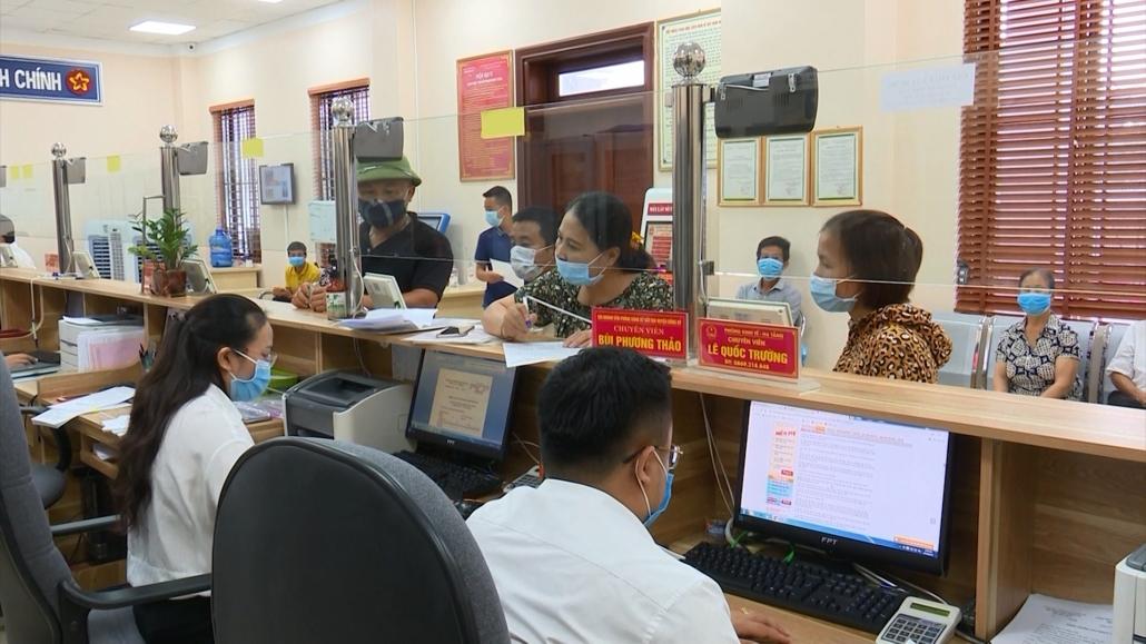 Dấu ấn khu hành chính mới huyện Đồng Hỷ -đã ps ts 13.9