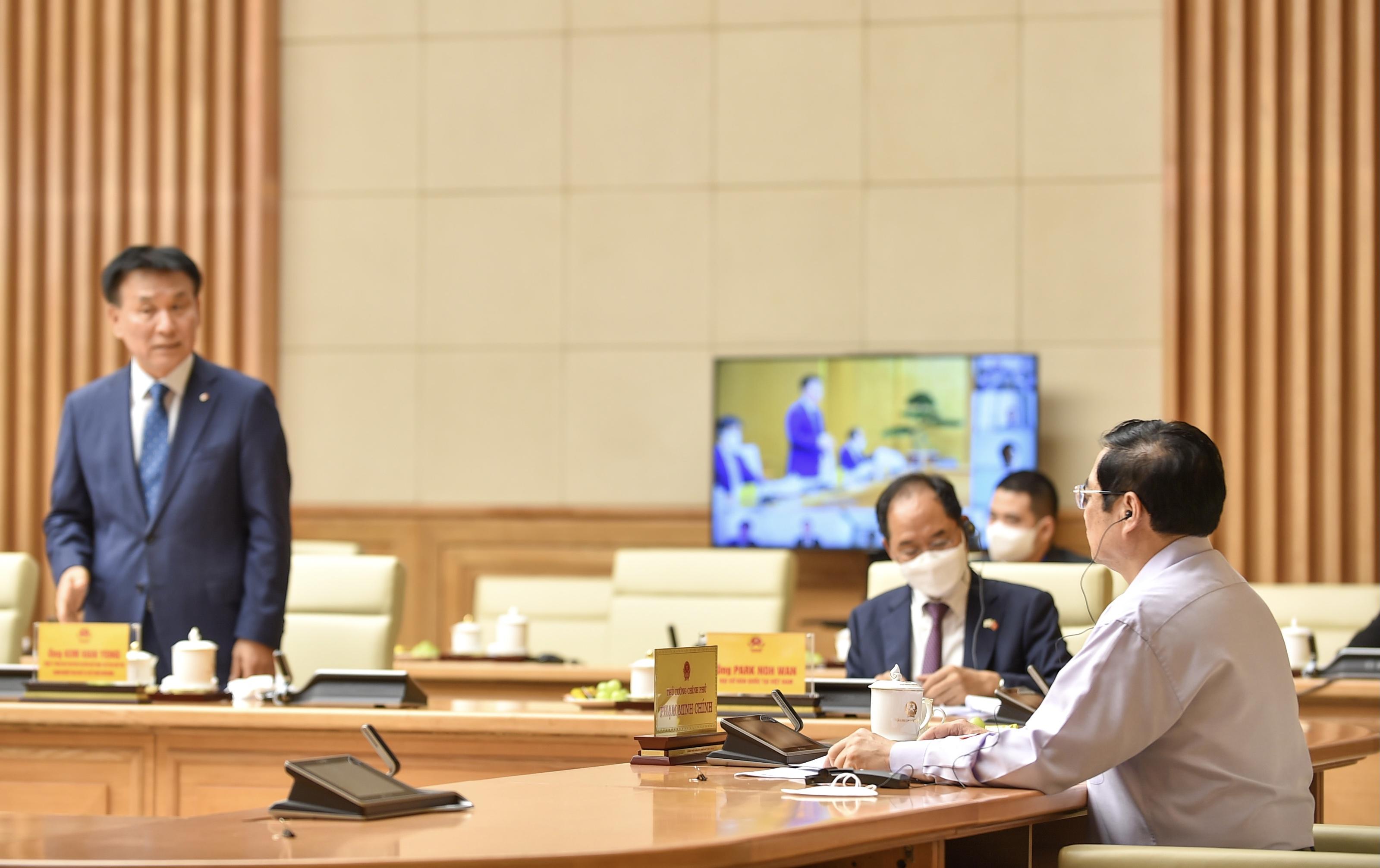 Chính phủ cầu thị lắng nghe, đồng hành, hỗ trợ doanh nghiệp vượt qua khó khăn