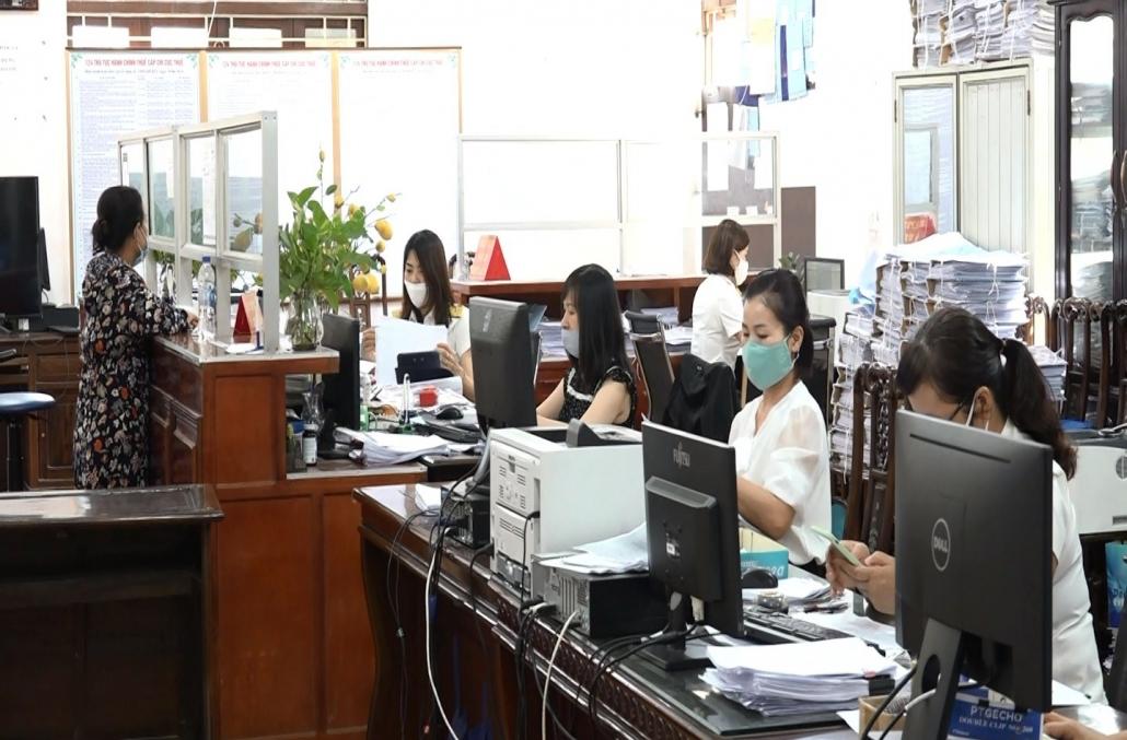 Thị xã Phổ Yên tập trung tháo gỡ khó khăn cho doanh nghiệp - đã psts 13.9