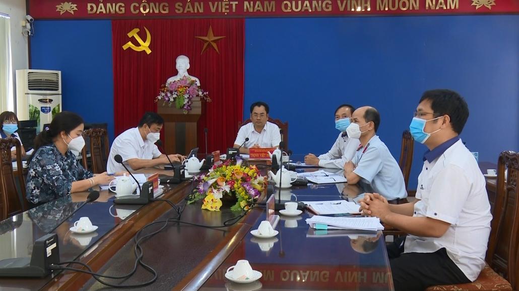 Đồng chí Chủ tịch UBND tỉnh tiếp công dân định kỳ tháng 9/2021