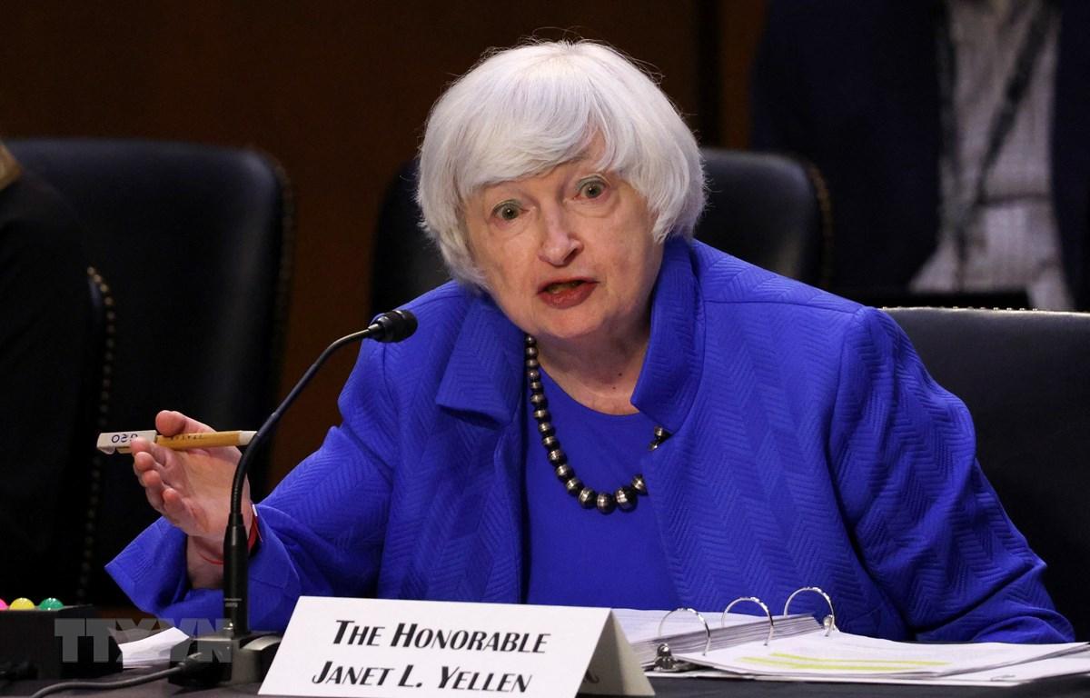 Chính phủ Mỹ có nguy cơ vỡ nợ nếu Quốc hội không nâng mức trần nợ công