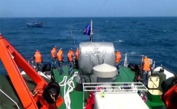 Vùng Cảnh sát biển 2 với nhiệm vụ tìm kiếm, cứu hộ, cứu nạn