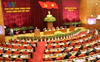 Hội nghị Trung ương 6 bàn nhiều vấn đề rộng lớn, cơ bản và cấp bách