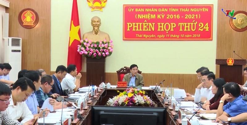 phien hop thu 24 ubnd tinh ban giai phap thuc hien nhiem vu 3 thang cuoi nam