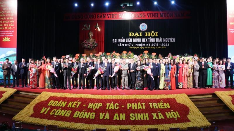 dai hoi dai bieu lien minh hop tac xa tinh thai nguyen lan thu v nhiem ky 2018 2020