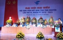 dai hoi dai bieu hoi sinh vien tinh thai nguyen lan thu iii nhiem ky 2018 2023