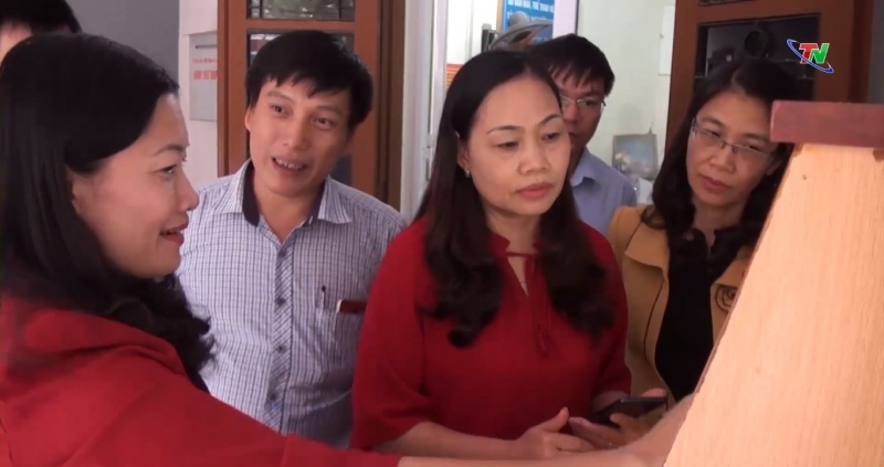 hdnd tinh giam sat cai cach hanh chinh tai so van hoa the thao va du lich
