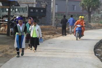 Nâng cao thực hiện công tác, chính sách dân tộc gắn với xây dựng nông thôn mới