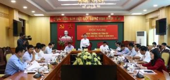 Hội nghị Ban Thường vụ Tỉnh ủy Thái Nguyên lần thứ 52, khóa XIX