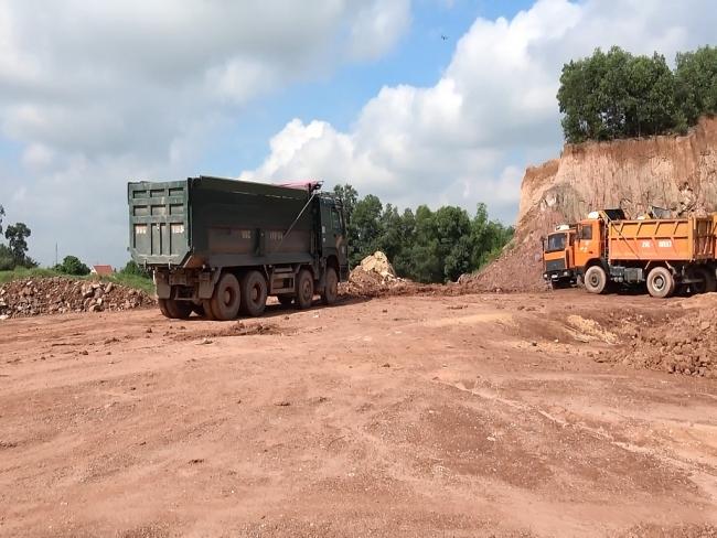 Hiệu quả từ công tác quản lý nhà nước trong khai thác đất tại huyện Phú Bình
