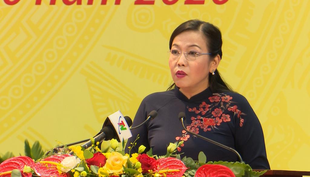 [Photo] Phiên trù bị Đại hội đại biểu Đảng bộ tỉnh Thái Nguyên lần thứ XX