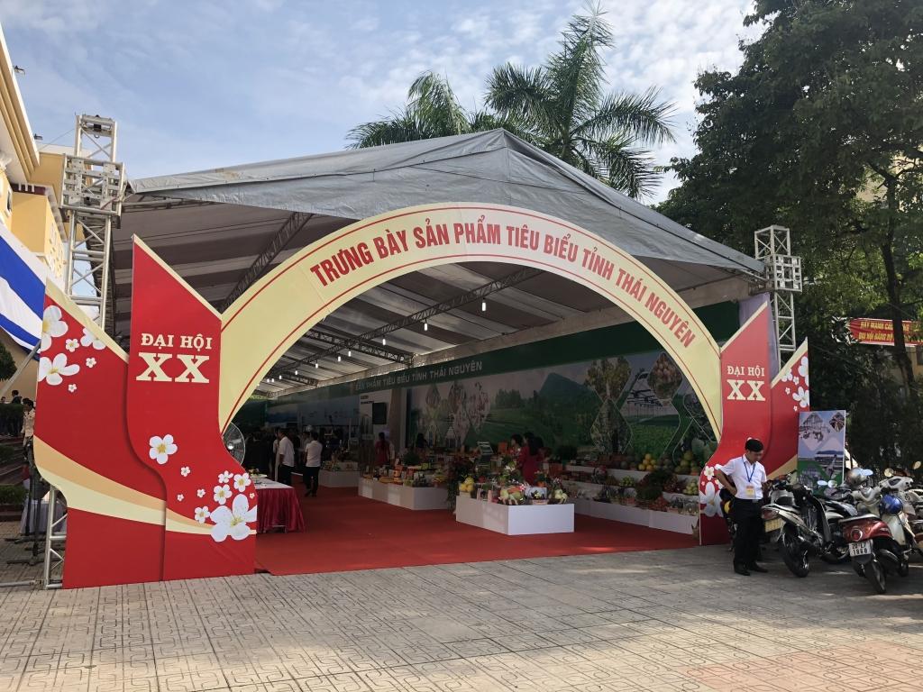 Những hoạt động bên lề Đại hội đại biểu Đảng bộ tỉnh Thái Nguyên lần thứ XX