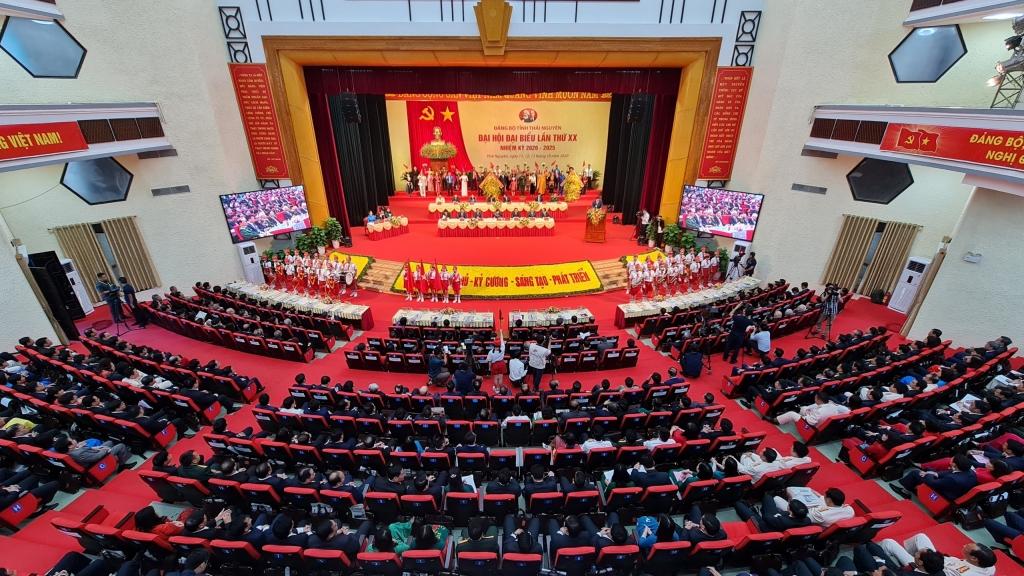 Danh sách các đồng chí Ủy viên Ban Chấp hành Đảng bộ tỉnh Thái Nguyên khóa XX, nhiệm kỳ 2020-2025