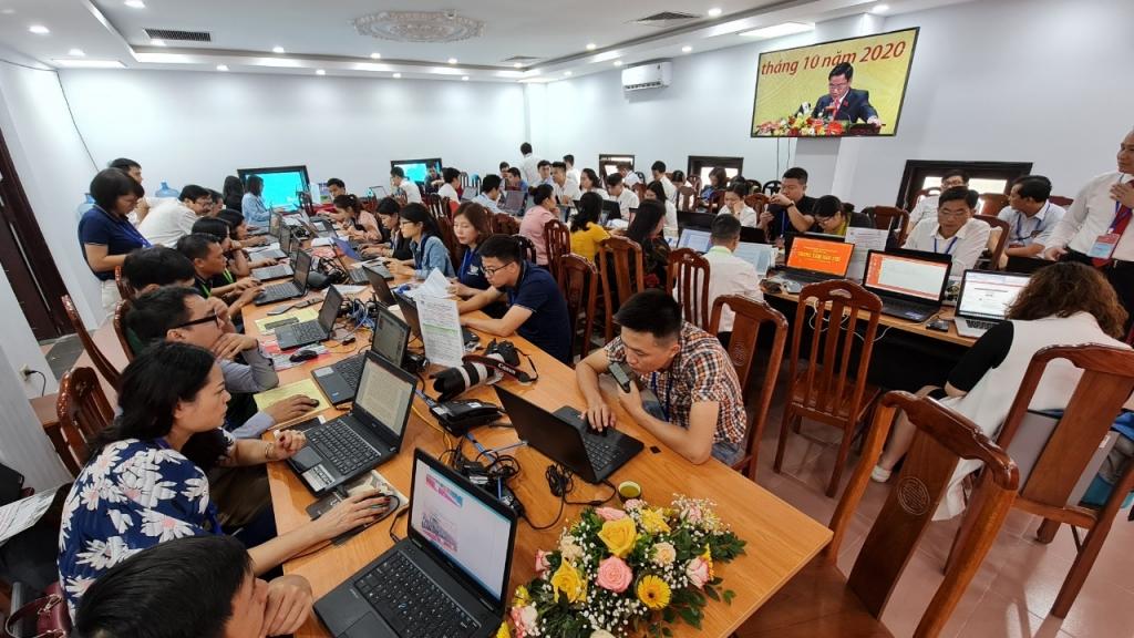 Báo chí Thái Nguyên đóng góp vào thành công của Đại hội Đảng bộ tỉnh