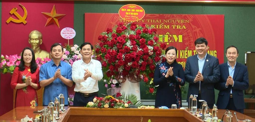 Kỷ niệm 72 năm ngày truyền thống Ngành Kiểm tra Đảng