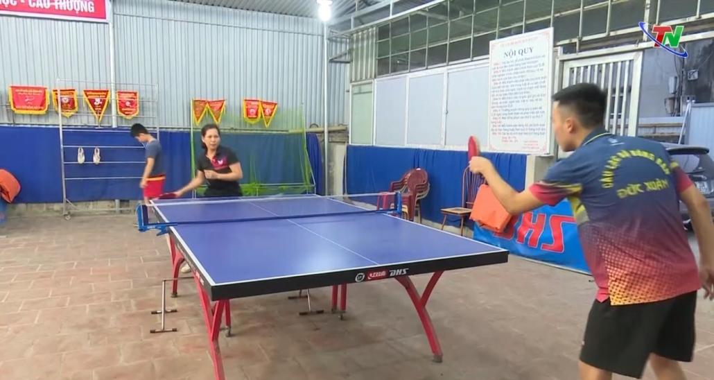 TP Thái Nguyên – điểm sáng phong trào luyện tập thể dục thể thao
