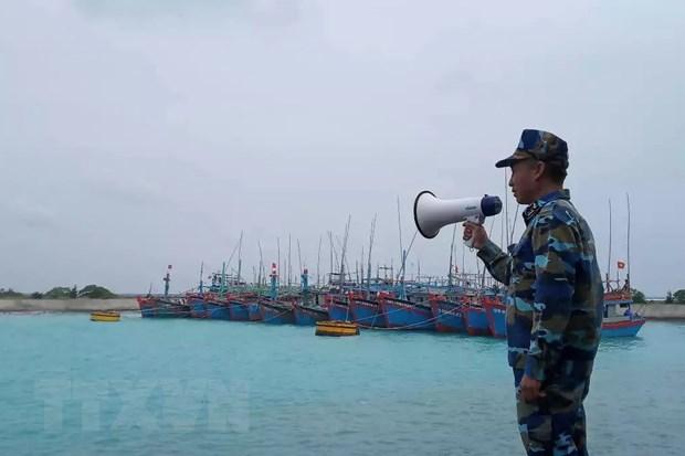 Công điện của Thủ tướng Chính phủ về khẩn trương ứng phó bão số 9