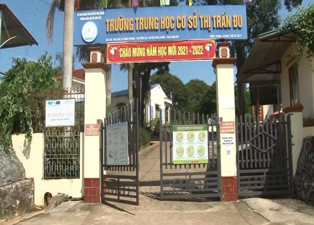 Phú Lương khẩn trương hoàn thành khu cách ly tập trung mới