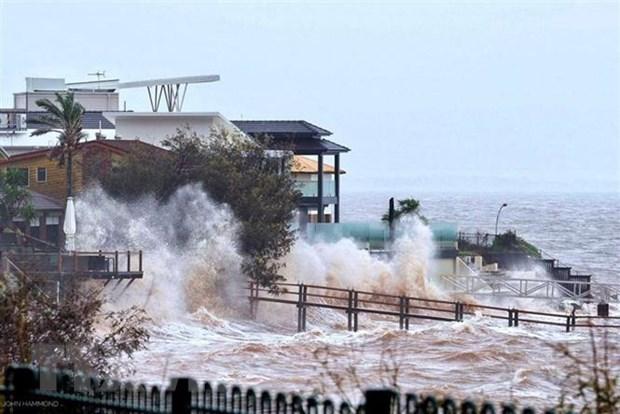 Cảnh báo nguy cơ các quốc gia nhỏ trên thế giới bị nước biển nhấn chìm