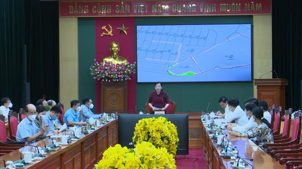 Đồng chí Bí thư Tỉnh ủy tiếp công dân định kỳ tháng 10 năm 2021
