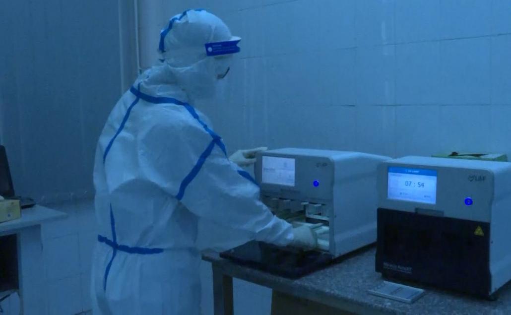 Gần 200.000 mẫu được xét nghiệm SARS-CoV-2