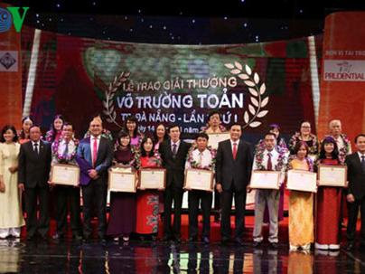 Đà Nẵng vinh danh 20 giáo viên tiêu biểu