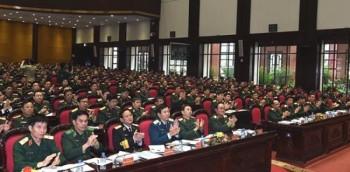 Quyết liệt đưa sản xuất, xây dựng kinh tế quân đội đi vào chiều sâu