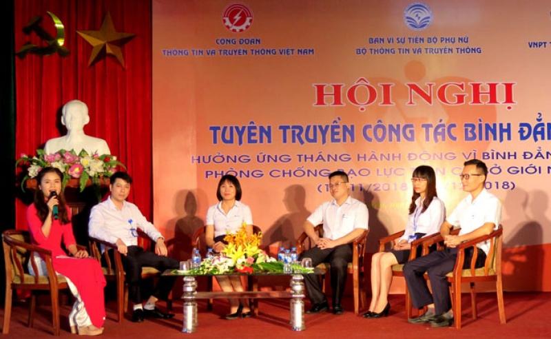 thai nguyen phat dong huong ung thang hanh dong vi binh dang gioi va phong chong bao luc tren co so gioi