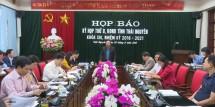 hop bao ky hop thu 8 hdnd tinh khoa xiii nhiem ky 2016 2021