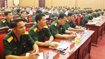 Rút kinh nghiệm giáo dục, quản lý kỷ luật toàn quân khu vực phía Nam