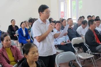 Tiếp xúc cử tri trước Kỳ họp thứ 10, HĐND tỉnh Thái Nguyên, khóa XIII