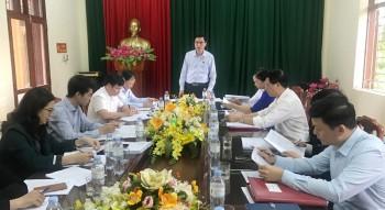 Giám sát thực hiện hỗ trợ đầu tư xây dựng kết cấu hạ tầng nông thôn mới